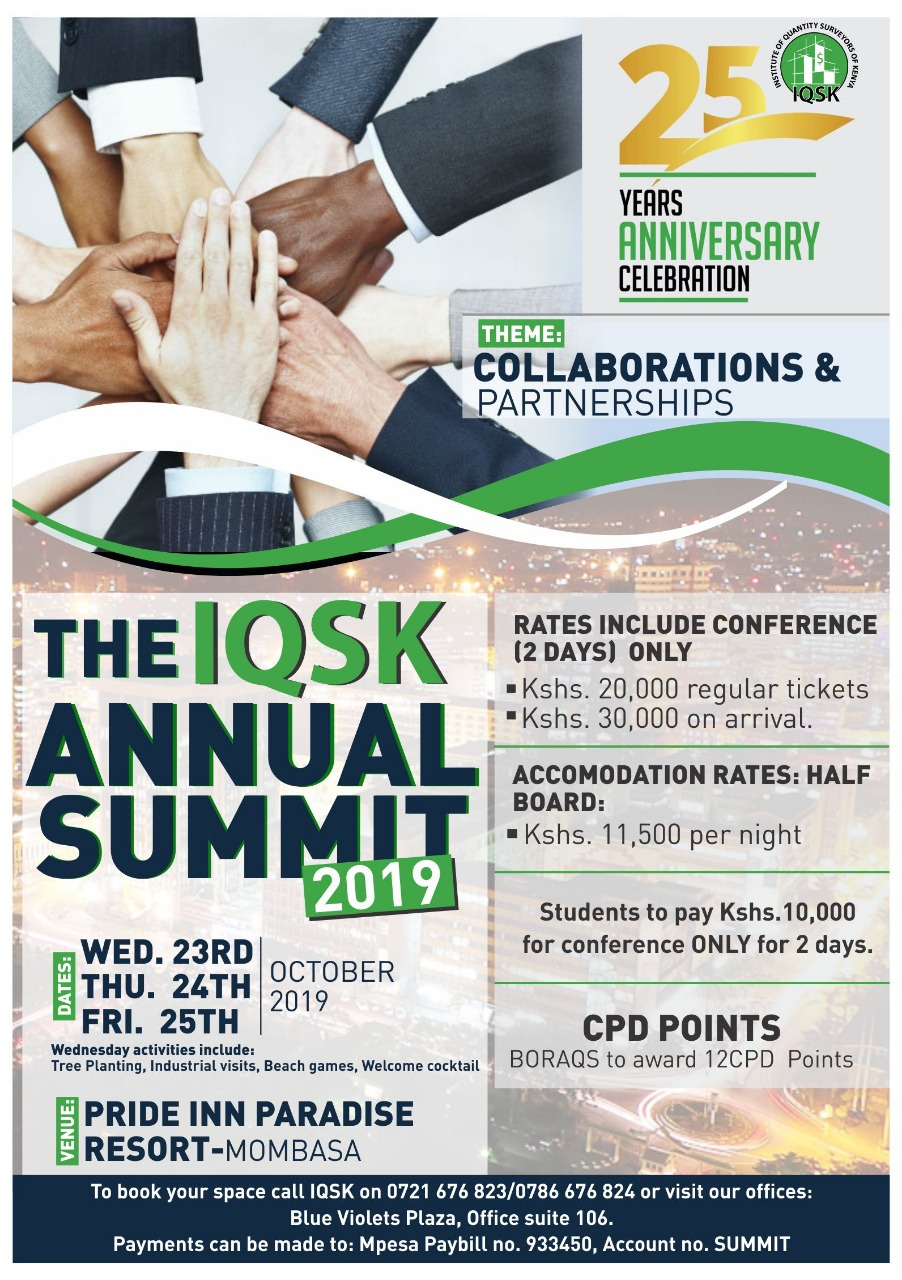 The IQSK Annual Summit 2019